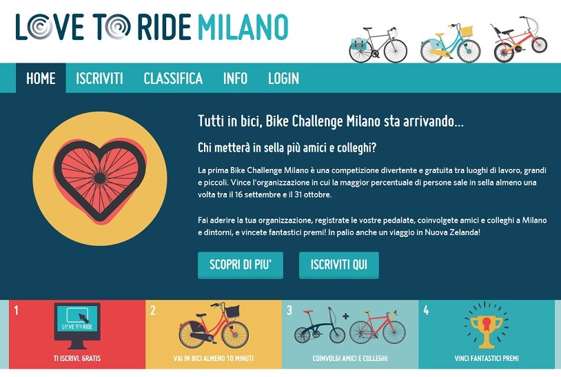 AMAT si classifica al primo posto nella Bike Challenge 2016