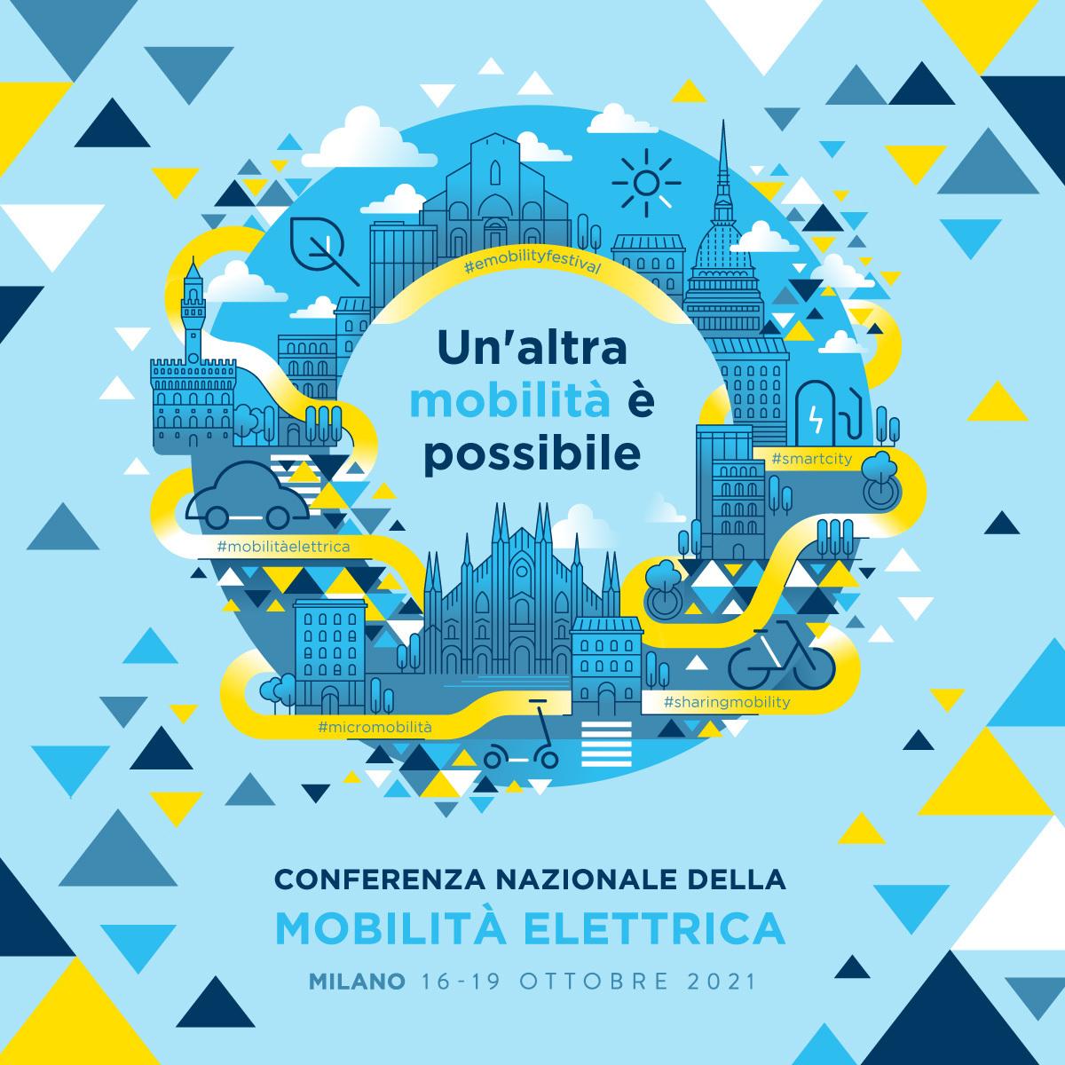 """Mobilità. E_mob 2021, il festival con la """"scossa"""", sta per iniziare"""